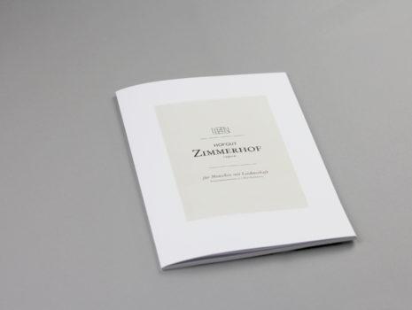 Hofgut Broschüre