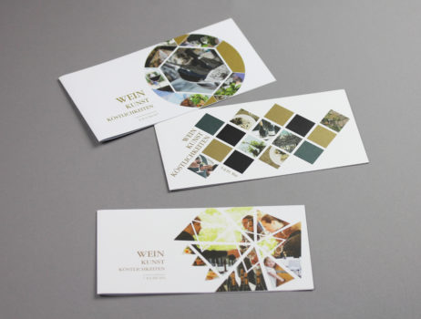Corporate Design Weingut Dautel
