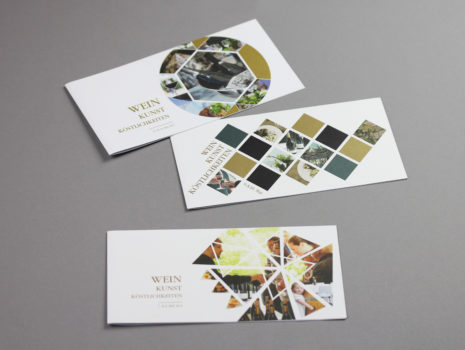 Corporate Design Weingut Dautel