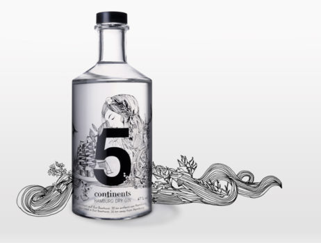 GIN 5 CONTINENTS